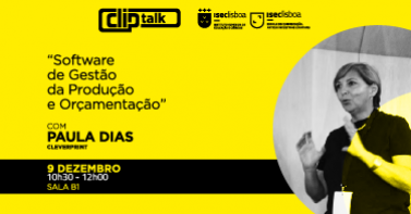 CLIP TALK NO ISEC LISBOA